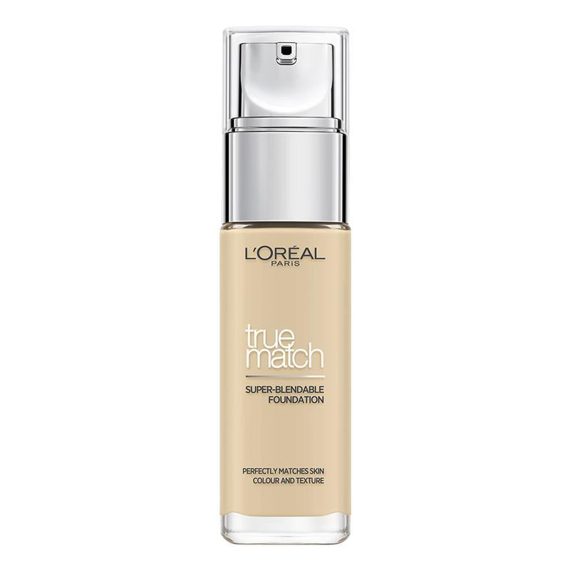 L'Oreal True Match Liquid Foundation Golden Ivory 1W/1D