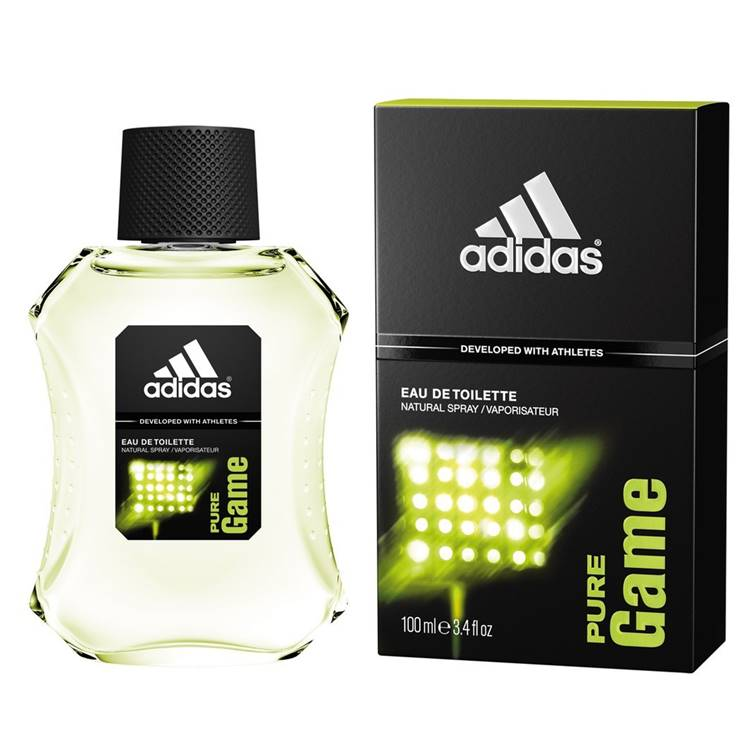 Adidas Pure Game EDT Perfume 100ml