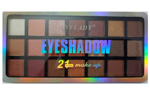 Anylady 21 Color Makeup Eyeshadow Makeup