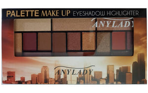 Anylady Professional Eyeshadow Highlighter Makeup