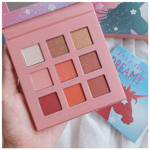 Anylady Sugar Cheeks Blush Highlight & Eyeshadow Palette