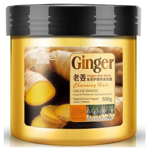 BIOAQUA Natural Ginger Hair Mask 500 gm