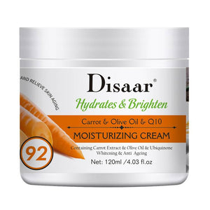 Disaar Carrot & Olive Oil Moisturizing Cream