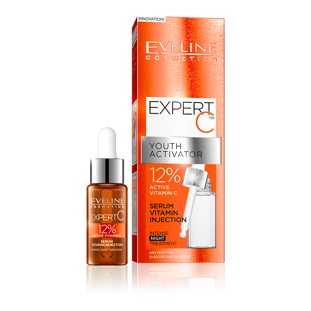 Eveline Expert C Youth Activator Serum 18 ML