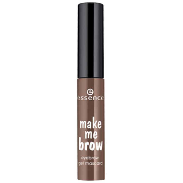Essence Make Me Brow Eyebrow Gel Mascara Dark Brown 02