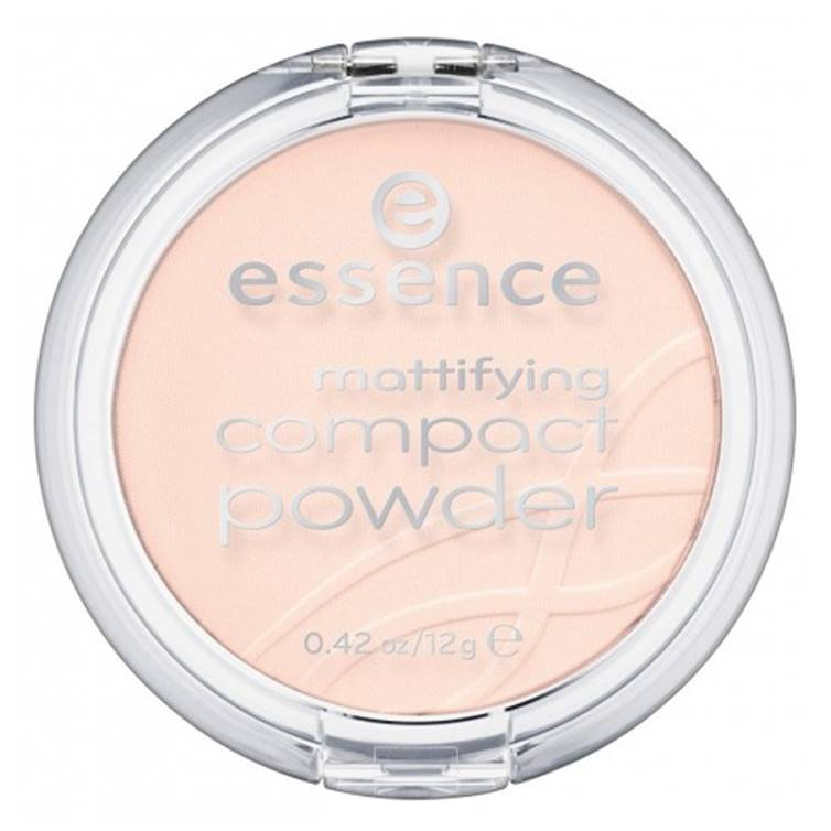 Essence Mattifying Compact Powder Pastel Beige 11