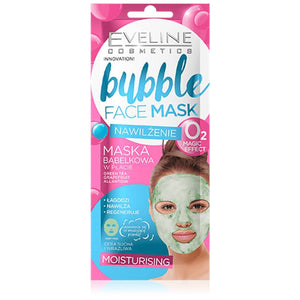 Eveline Bubble Face Sheet Mask Moisturizing