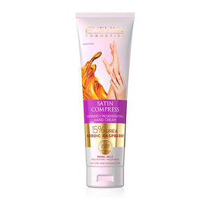 Eveline Hands Cream Satin Compress 100ml