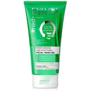 Eveline Moisturizing And Soothing Facial Wash Gel 150 ml