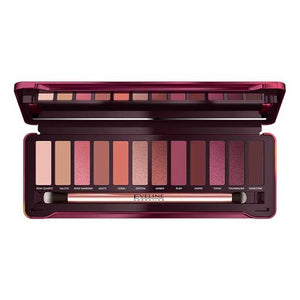 Eveline New Ruby Glamour Eye Shadow Palette
