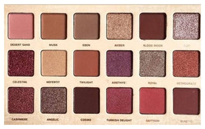 Febble 18 Colors Desert Dusk Palette