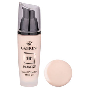 Gabrini 3 in 1 Foundation 01