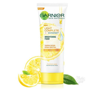 Garnier Light Complete Brightening Foam 100ml