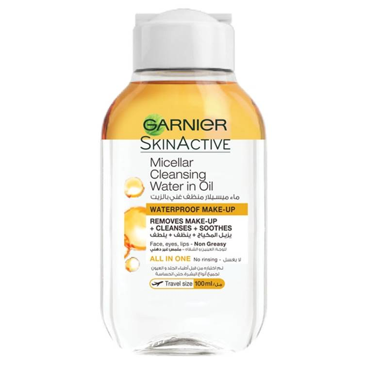 Garnier Skin Active Micellar Cleansing Water In Oil, All In One