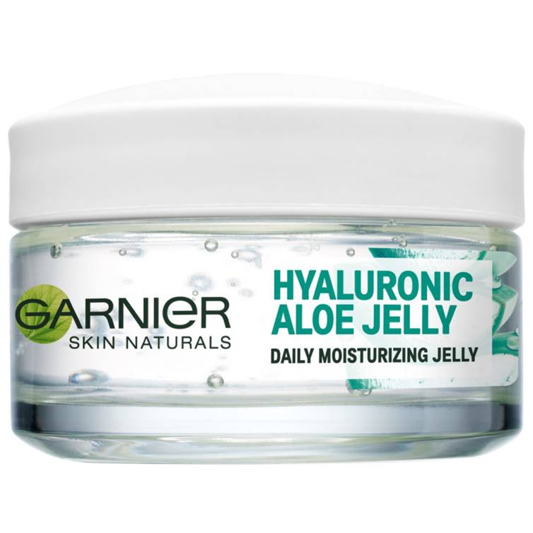 Garnier Skin Naturals Hyaluronic Aloe Jelly  Daily Moisturizing Jelly 50ml (Imported)