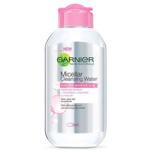 Garnier Micellar Cleansing Water Sensitive Skin (Imported)