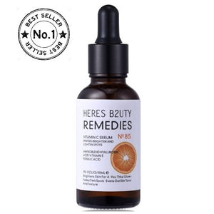 HERES B2UTY Vitamin C Natural Face Serum