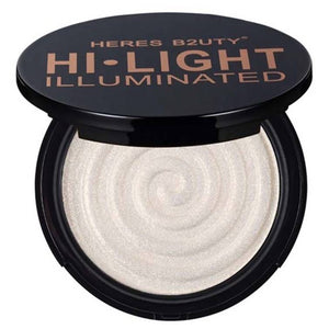 HERES B2UTY Professional illuminated Face Highlighter - Sunlight