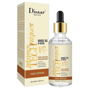 Argan Horse Oil of Russia Pure Natural Professional Hair Serum