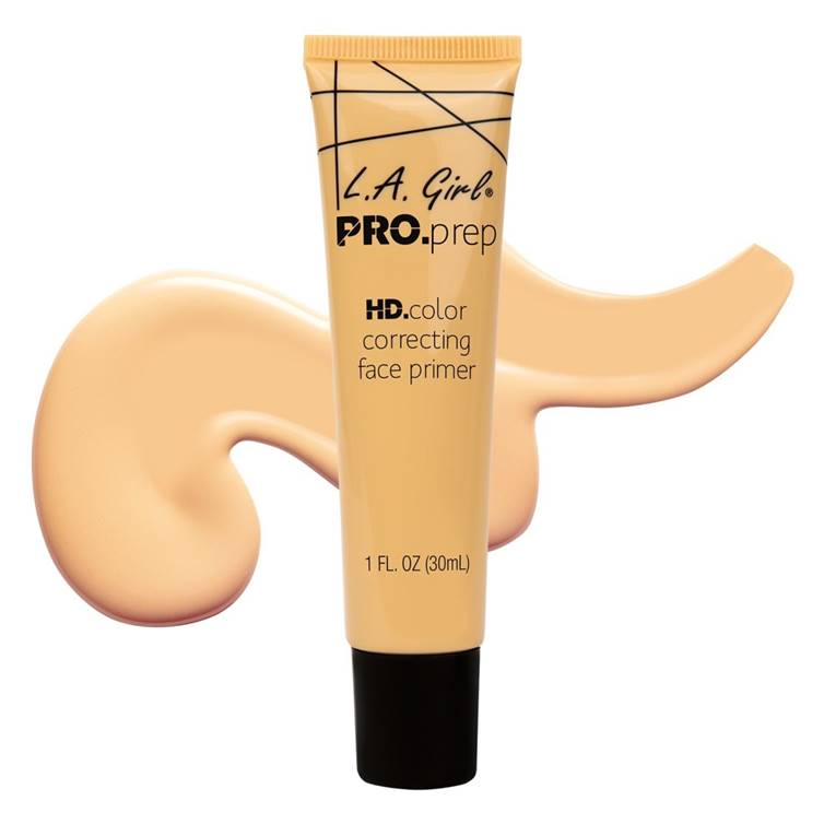 L.A. Girl Pro Prep Correcting Primer Yellow