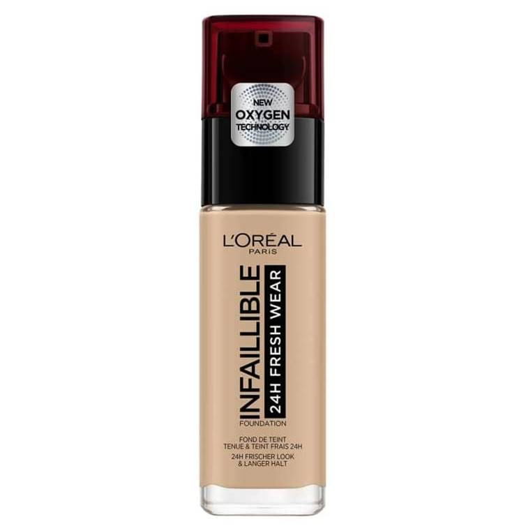 L'Oreal Infallible 24H Liquid Foundation Beige Rose 145