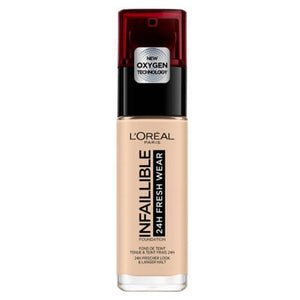 L'Oreal Infallible 24H Liquid Foundation Ivory 20
