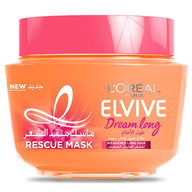 L'Oreal Elvive Dream Long Rescue Hair Mask 300ml