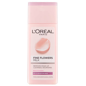 L'Oréal Paris Fine Flowers Cleansing Milk 200ml