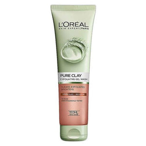 L'Oreal Paris Pure Clay Exfoliating Gel Wash