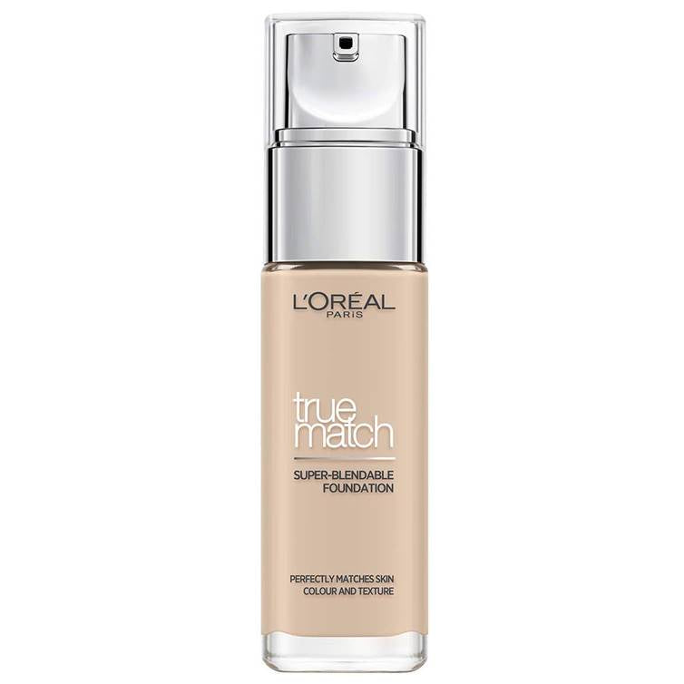 L'Oreal True Match Liquid Foundation Rose Ivory 1R/1C