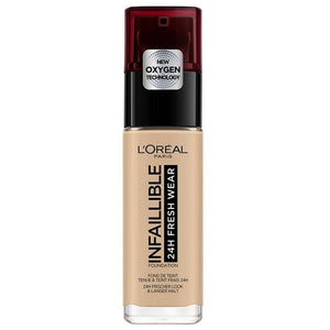 L'Oreal Infallible 24H Liquid Foundation Natural Rose 125