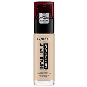 L'Oreal Infallible 24H Liquid Foundation Porcelain 15