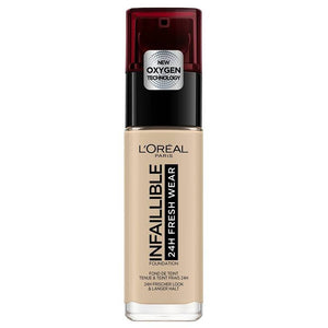L'Oreal Infallible 24H Liquid Foundation True Beige 130