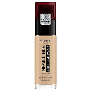 L'Oreal Infallible 24H Liquid Foundation Vanilla 120