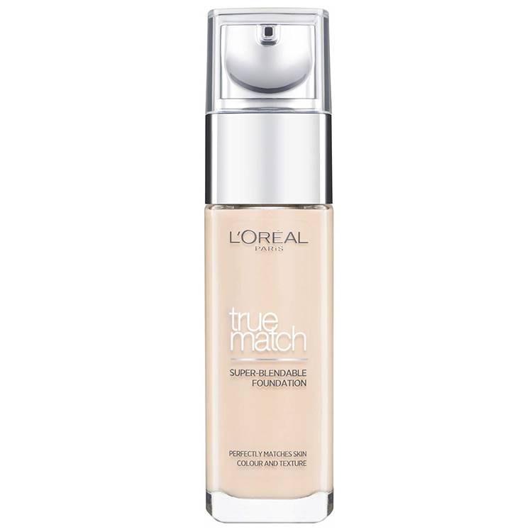 L'Oreal True Match Liquid Foundation Ivory 1N