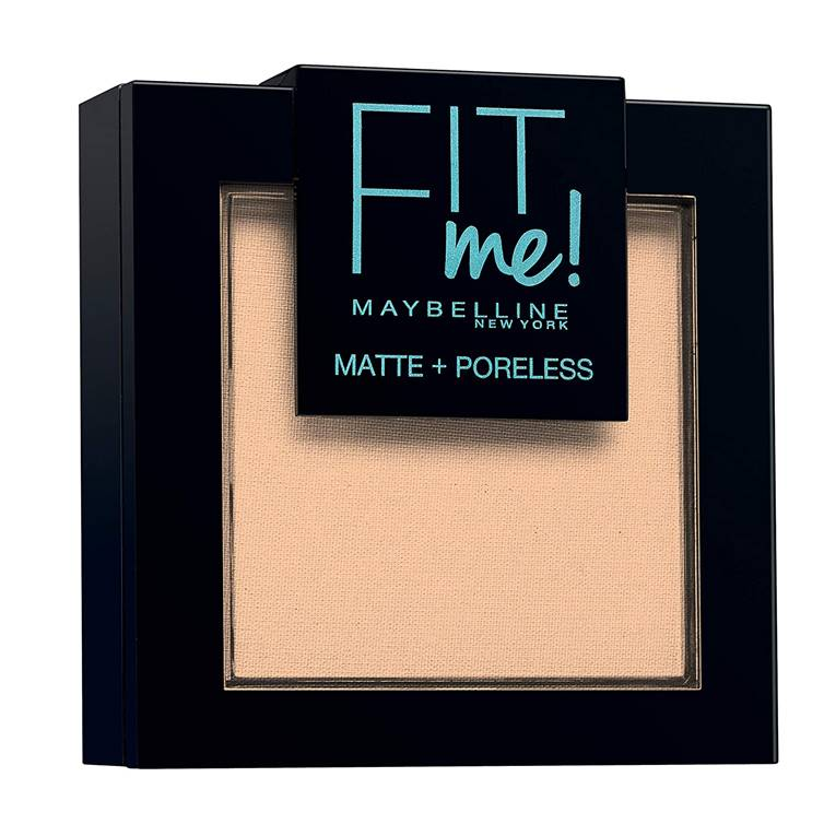 Maybelline Fit Me Matte And Poreless Powder 115 Ivory (Imported)