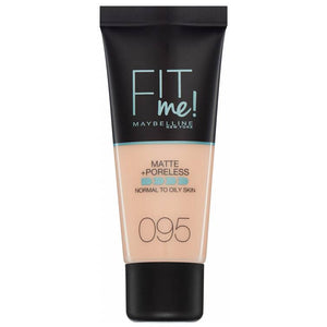 Maybelline Fit Me Matte & Poreless Foundation Fair Porcelain 95
