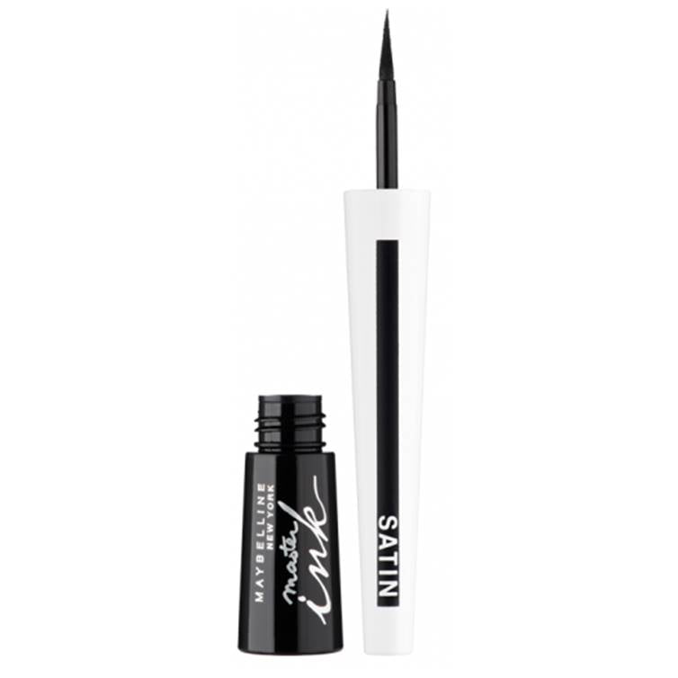 Maybelline Master Ink Liquid Eyeliner Satin Black