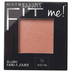 Maybelline New York Fit Me Blush Nude 15
