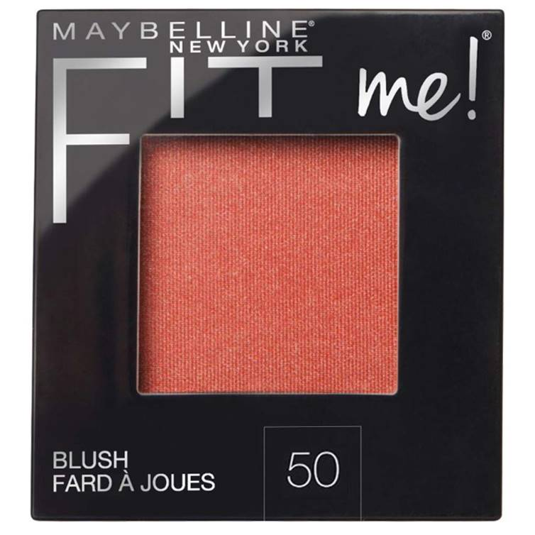 Maybelline New York Fit Me Blush Wine 50