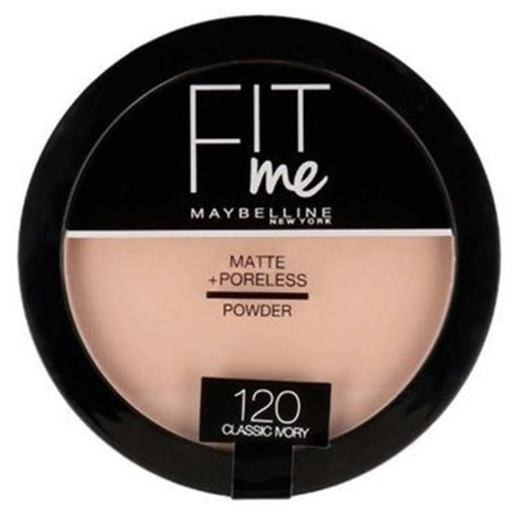 Maybelline New York Fit Me Powder Classic Ivory 120