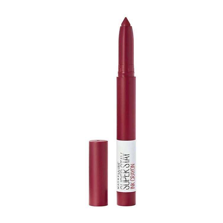 Maybelline New York Superstay Ink Crayon Lipstick 50 Own Your Empire