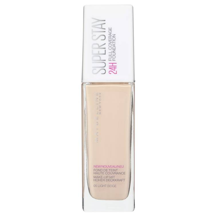 Maybelline Super Stay Foundation Light Beige 05