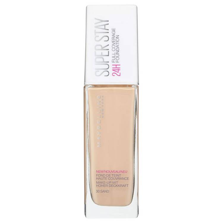 Maybelline Super Stay Foundation Sand 30