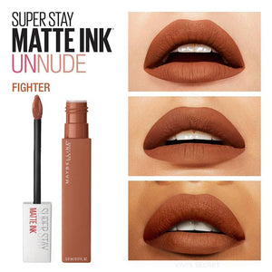 Maybelline Superstay Matte Ink Liquid Lipstick 75 Fighter