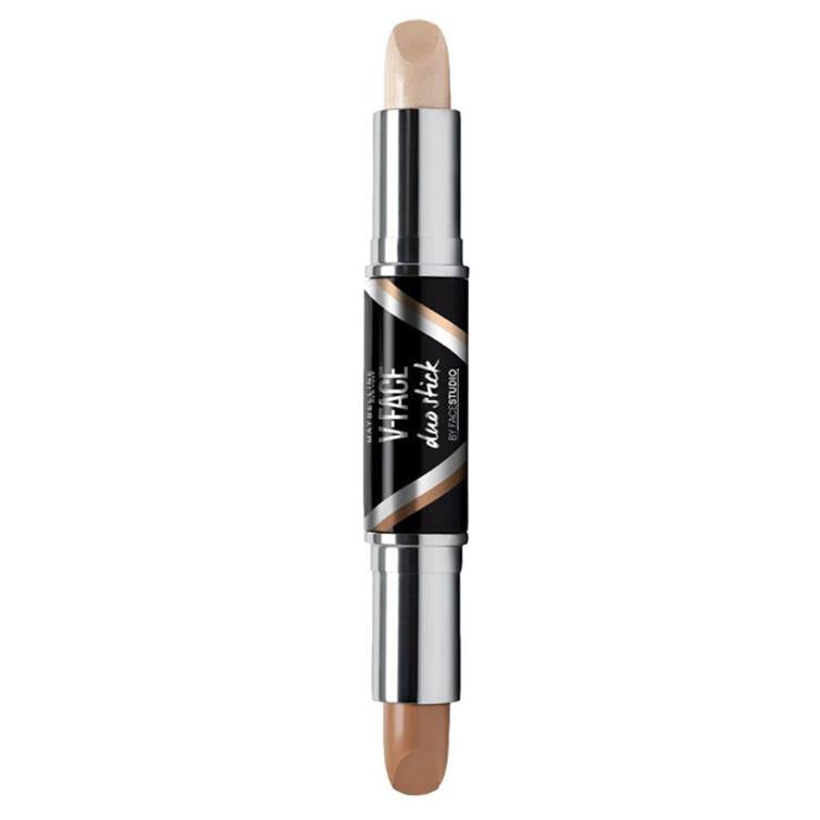 Maybelline V-Face Duo Stick by Face Studio 01 Light