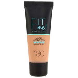 Maybelline Fit Me Matte & Poreless Foundation Buff Beige 130