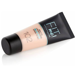 Maybelline Fit Me Matte & Poreless Foundation Fair Ivory 102