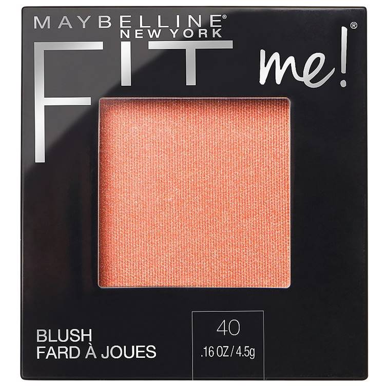Maybelline New York Fit Me Blush Peach 40