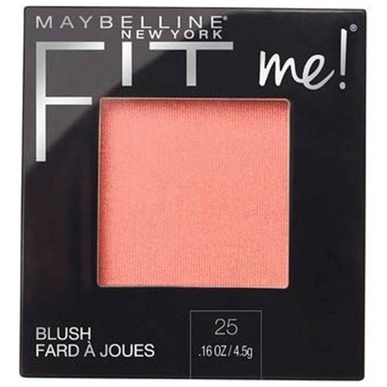 Maybelline New York Fit Me Blush Pink 25